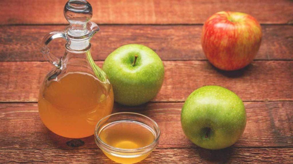 apple cider vinegar wash for dandruff