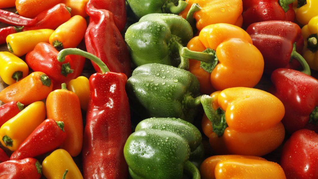 bell pepper as immunity booster