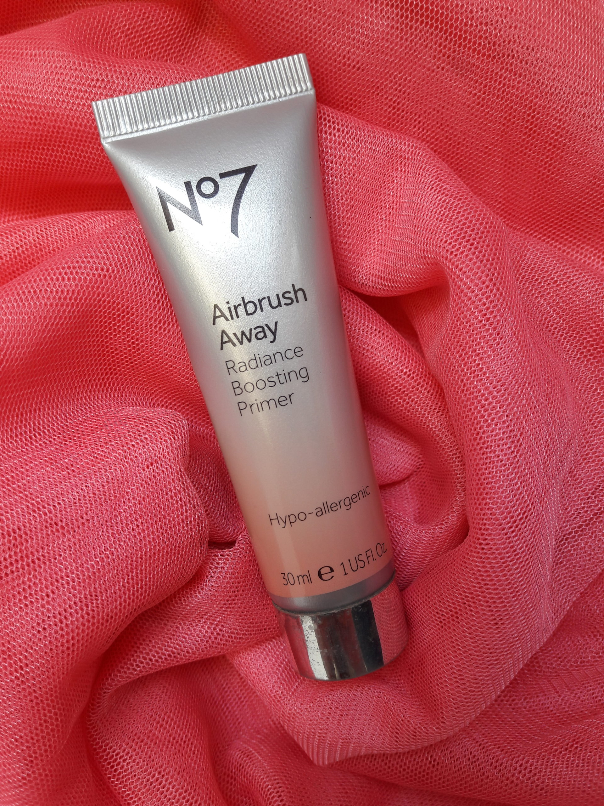 No7 Airbrush Radiance Boosting Primer Review