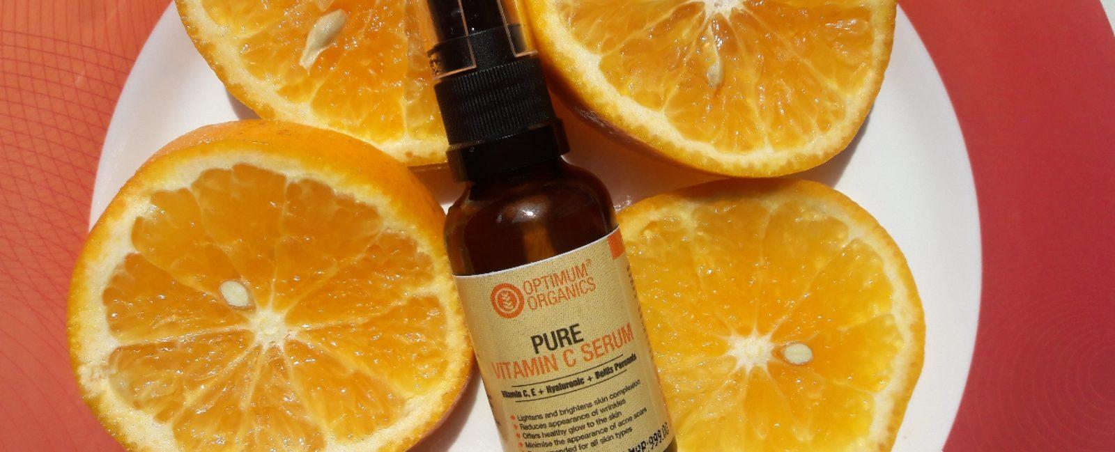 Optimum Organics Vitamin C Serum Review