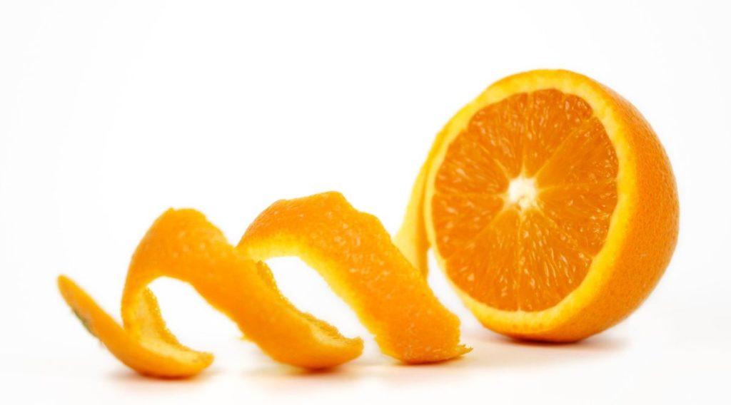 orange peel for hyperpigmentation