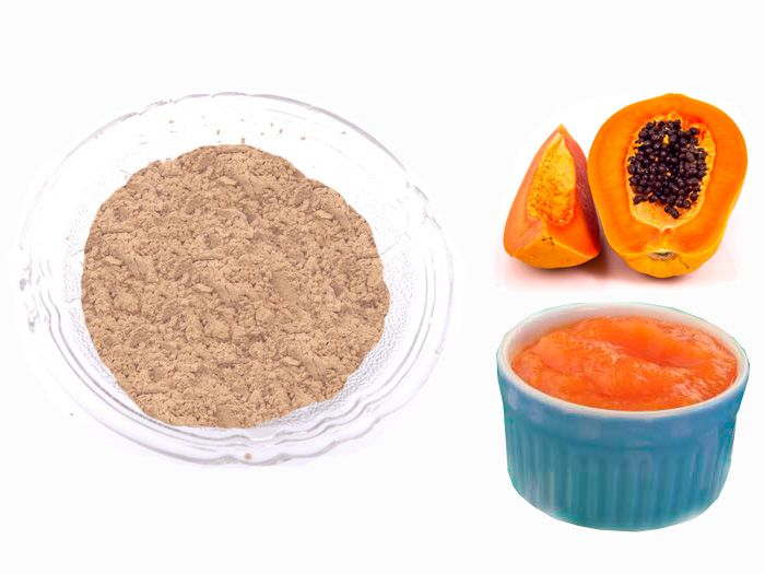 papaya multani mitti and vitamin e for skin pigmentation
