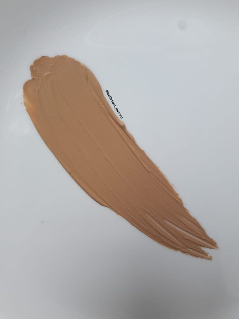 L'Oréal Infallible Foundation Review Swatch