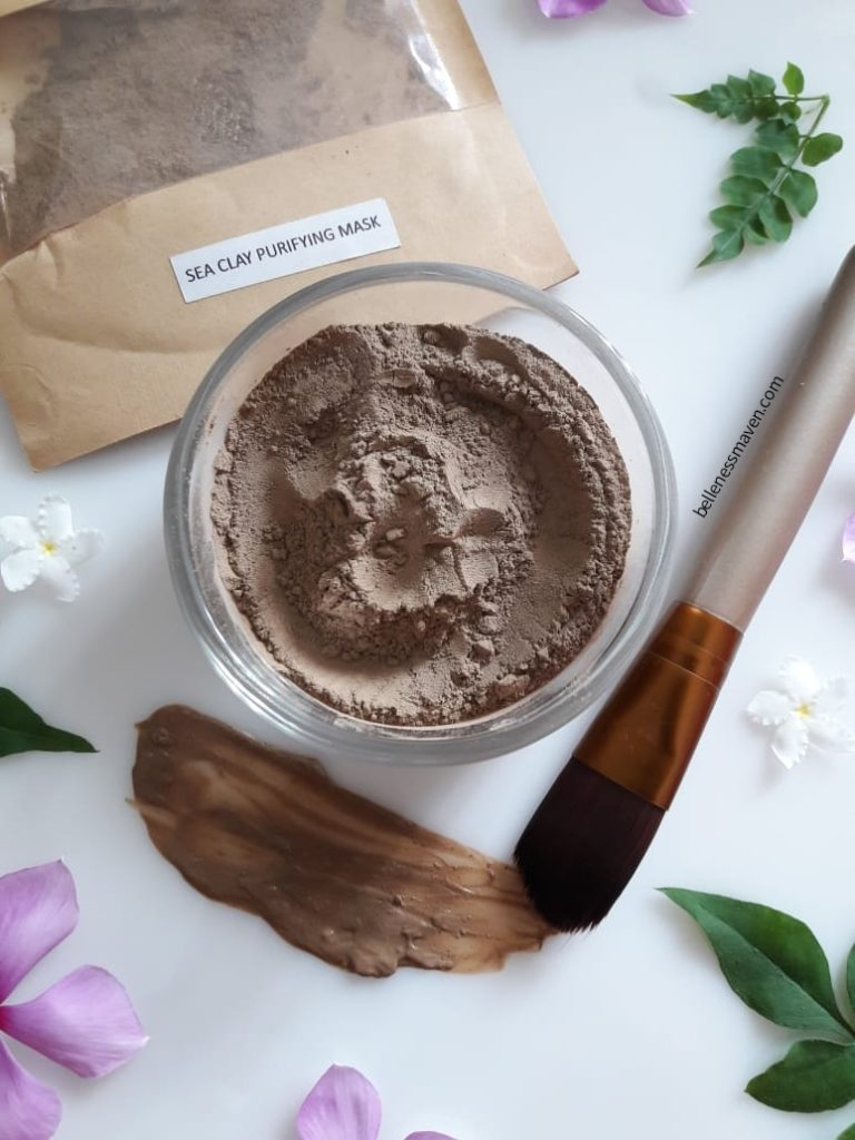 Healing Clay Blends Sea Clay Purifying Mask Review