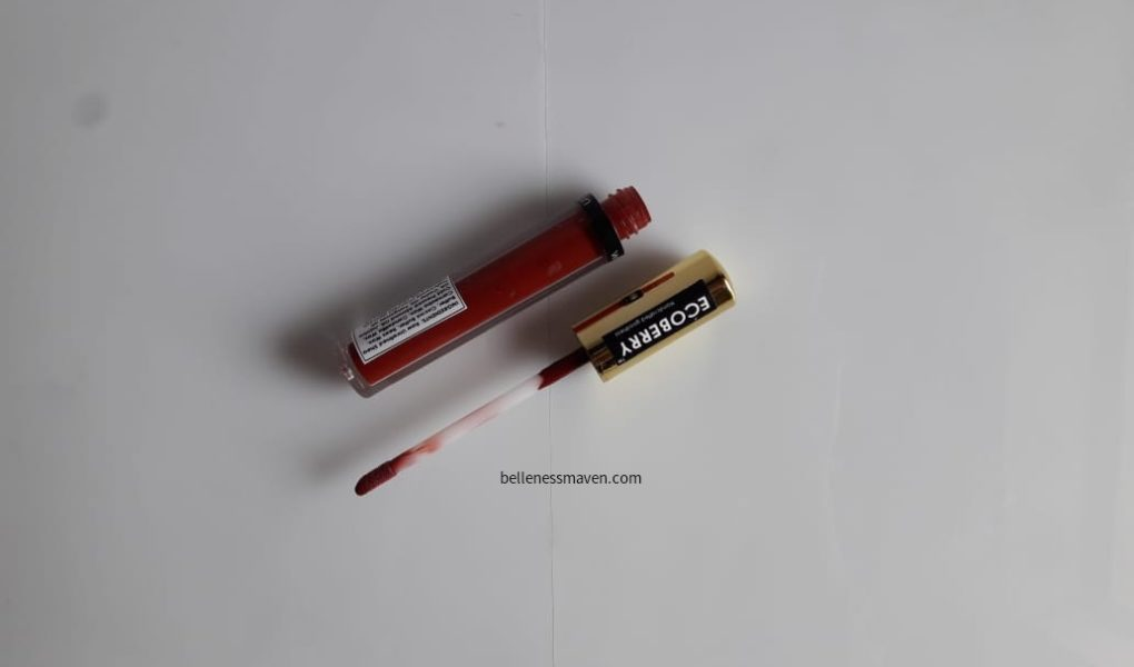 Ecoberry Lip Gloss Review
