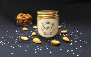 Miva Naturals Sugar Almond Scrub