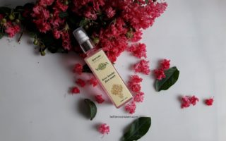 Vedantika Herbals Rose Sandal Face Wash Review