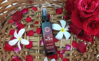 Shesha Naturals Pure Rose Water Review