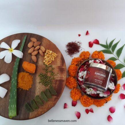 Shesha Naturals Kumkumadi Suvarna Ubtan Review