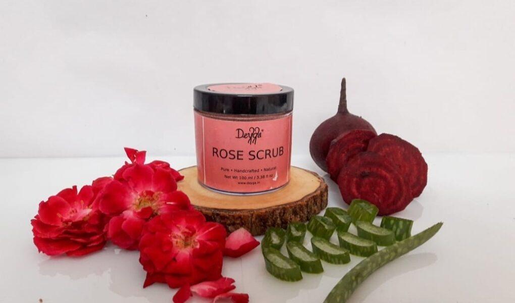 Deyga Rose Scrub Review
