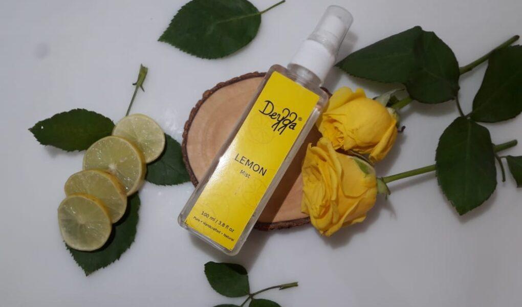 Deyga Lemon Face & Hair Mist Review
