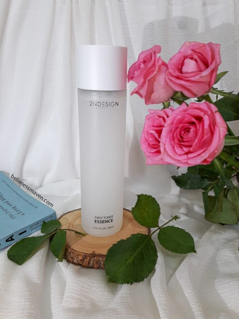 2NDESIGN First Toner Essence Review