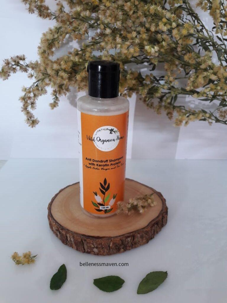 Wild Organica Home Anti Dandruff Shampoo
