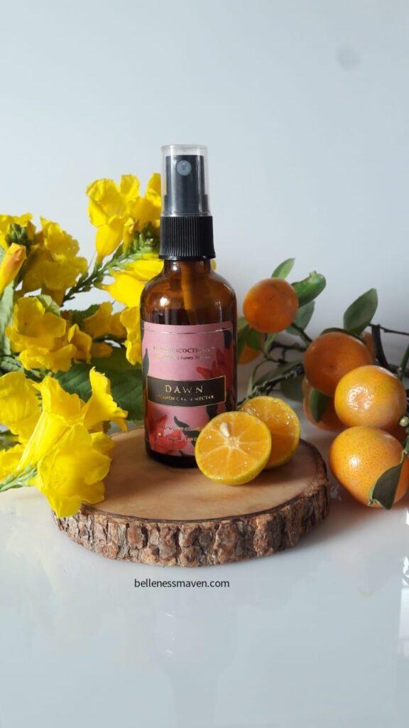 Raw Concoctions Dawn Vitamin C Face Nectar