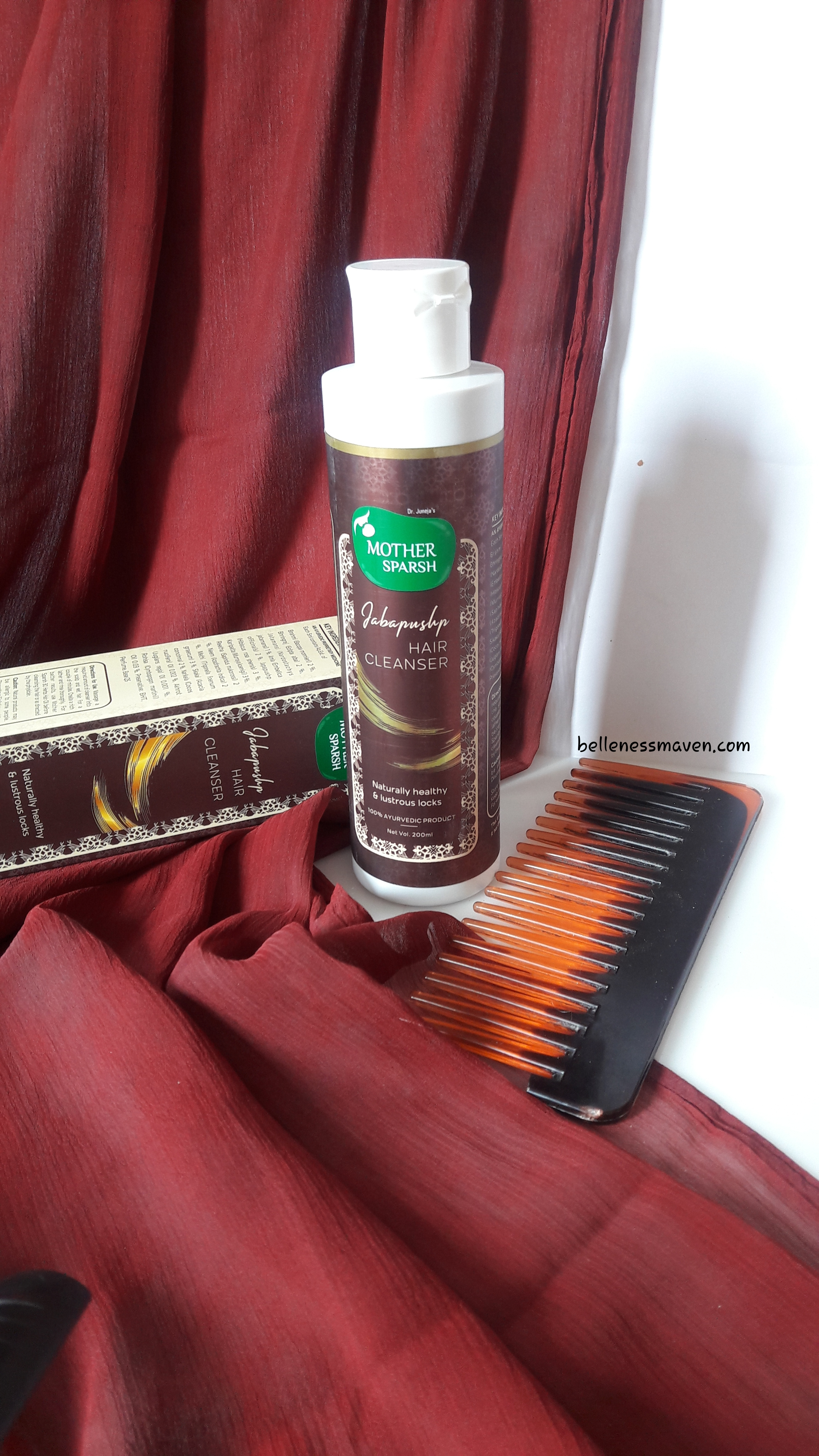 Mother Sparsh Haircare Range Review