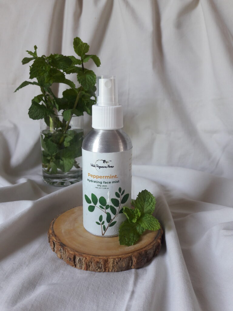 Wild Organica Home Peppermint Hydrosol Review