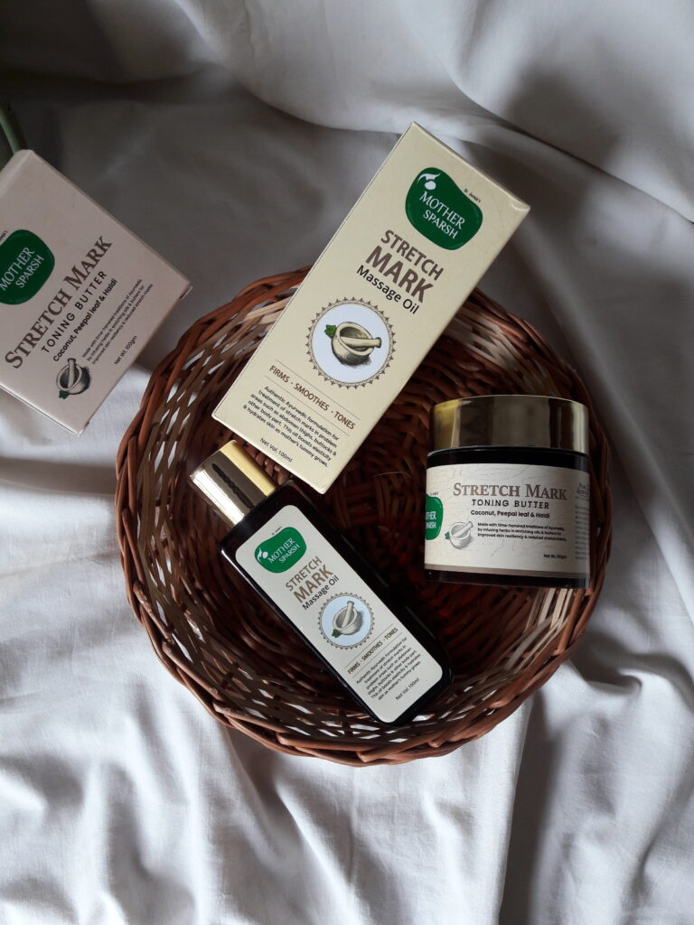 Mother Sparsh Stretch Marks Care Range Review