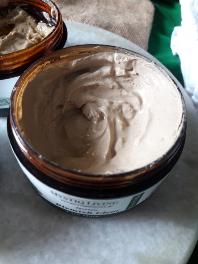 Mystiq Living Blemish Clear Face Mask Review